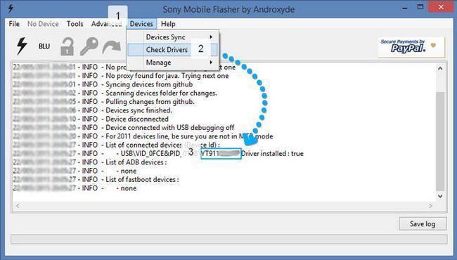 Bootloader sony - як розблокувати (інструкція)