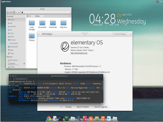 elementary-os-desktop