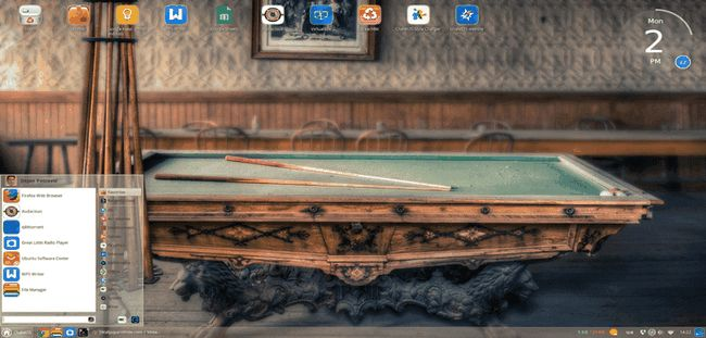 Chalet-OS-Desktop