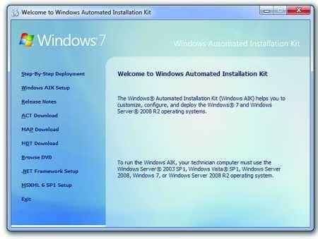 Windows 7 portable: робимо завантажувальну флешку з