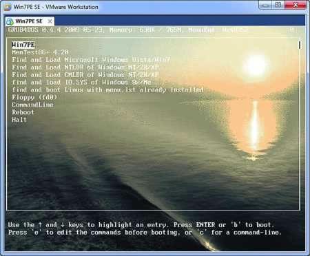 Перевіряємо збірку під VMware