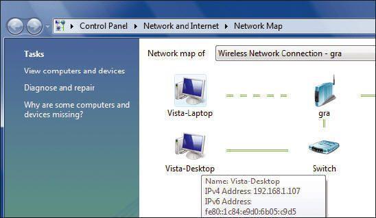 Windows xp і windows vista - нарощування можливостей мережі